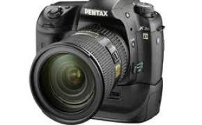 Pentax K20