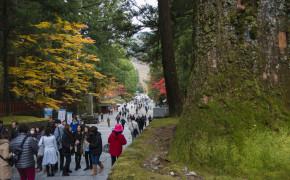 Nikko tempelområde Toshogu