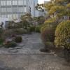 Takashimaya Nihonbashi varuhusets takträdgård