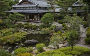Yoshikien trädgården