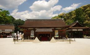 Kamigamo jinja
