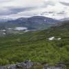 17 Stora sjöfallets nationalpark