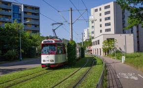 Projektet Passiv High Rise i Freiburg