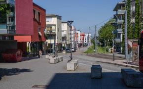 Stadsdelen Vauban i Freiburg