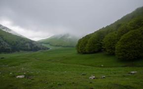 Pollino nationalpark