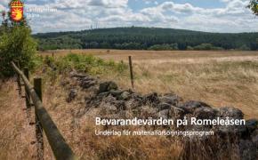 Bevarandevärden på Romeleåsen