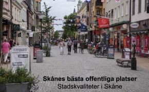 Skånes bästa torg
