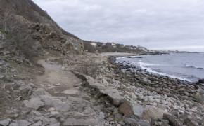 SL5 Öresundsleden etapp 3 Mölle – Arild 16 km