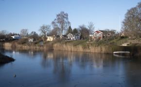 SL5 Öresundleden etapp 8 Landskrona – Rydebäck 13 km