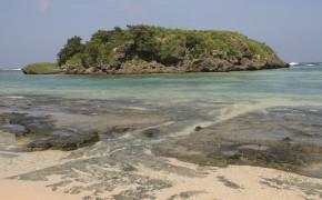 Hoshizuna stranden